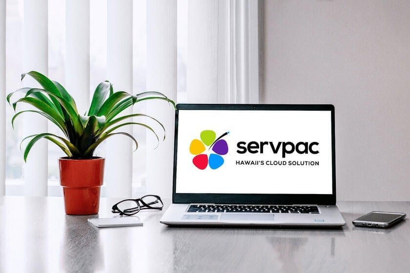 Servpac's New Logo: Evolution and History