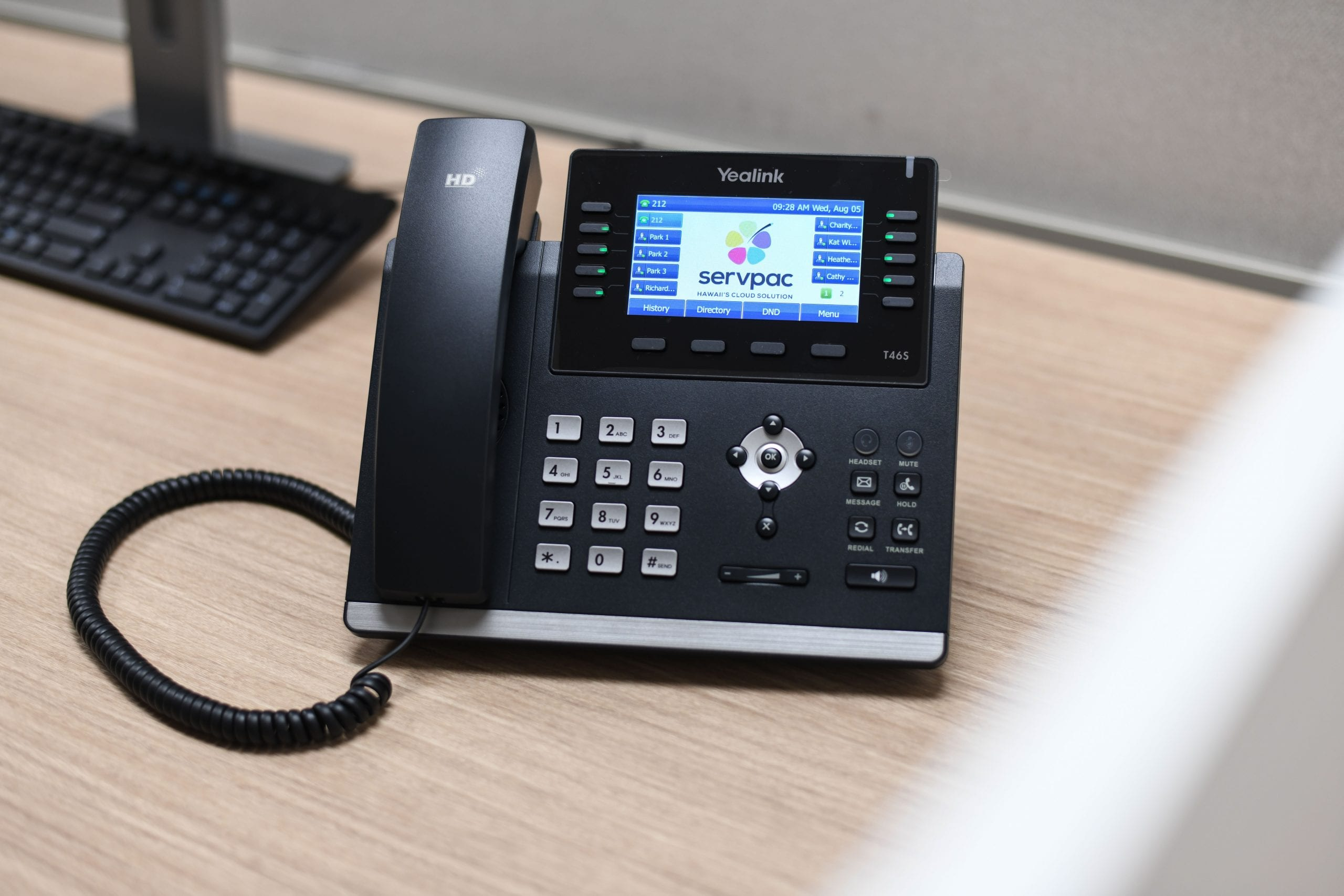 Guide to using your VoIP Phone