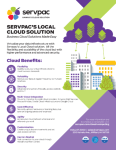 local cloud brochure