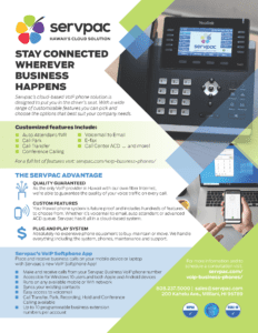 voip phone and internet brochure