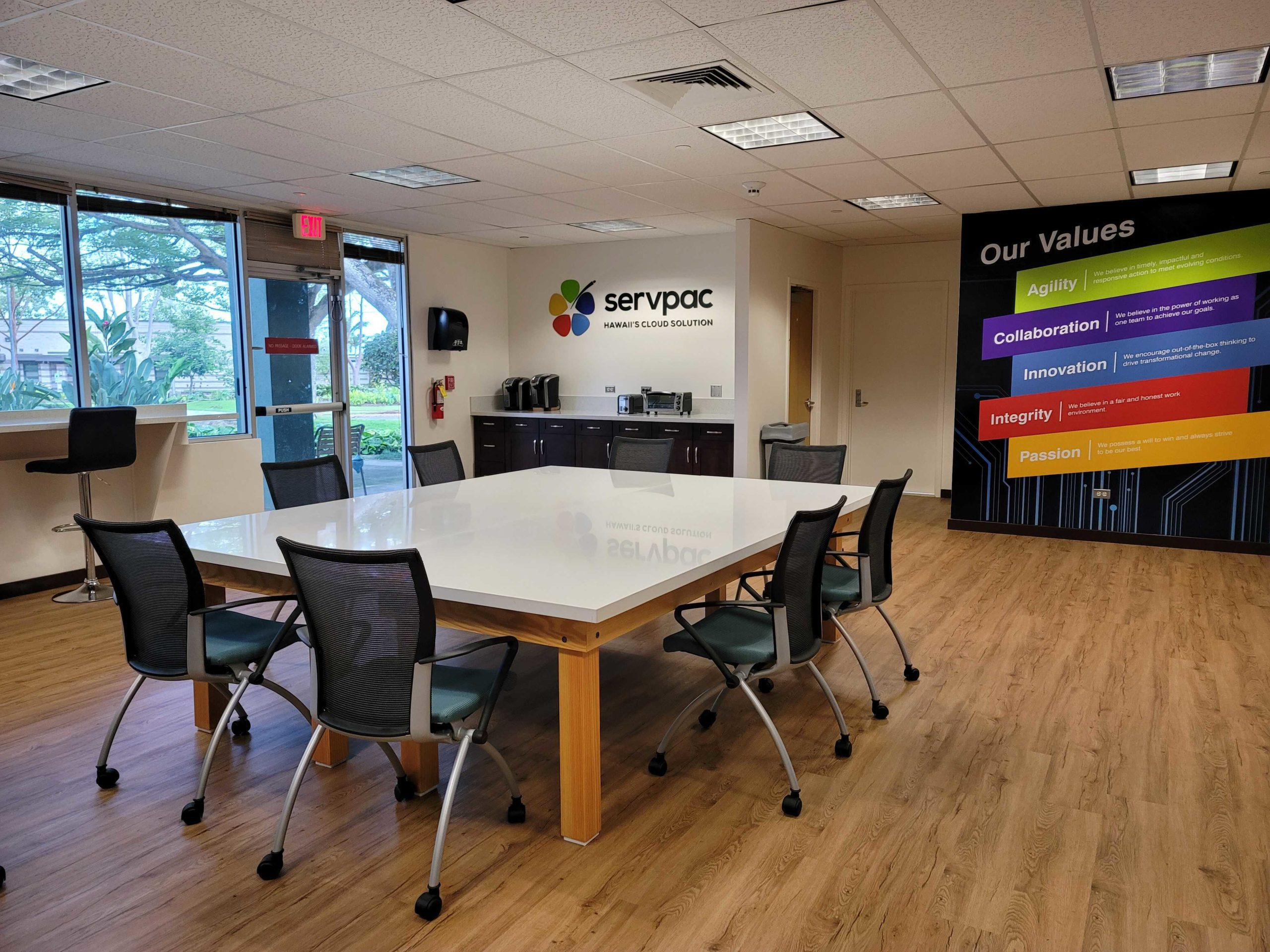 Disaster Recovery Lounge